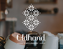 'Oldhand Coffee' Visual Identity