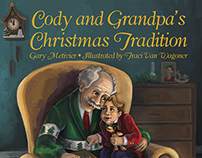Cody and Grandpa's Christmas Tradition