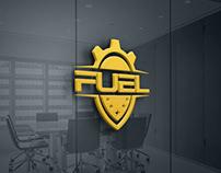 Fuel Logo Design Template
