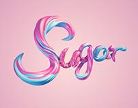 Sugar text