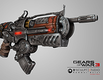 Gear of War_Gun
