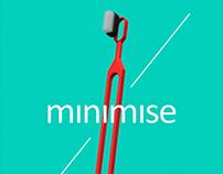 minimise | Sustainable Toothbrush