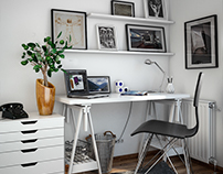 Despacho Blanco / White Office