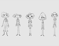 WIP - Hansel Character Exploration