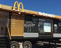 Caravane qualité // Mc Donald's