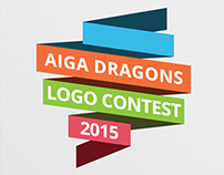 AIGA Dragons Logo Design Contest