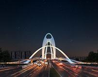 Guangzhou Liede Bridge Improvement Project