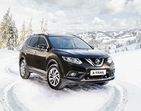 Nissan X-Trail Arctic360