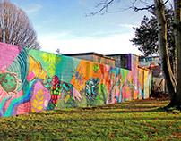 Herbert Habitat Mural