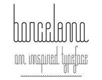 Barcelona - Free Font
