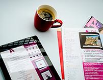 A magazine - iPad version