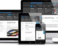 Ruberm design website