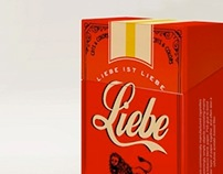 "LIEBE Cigarettes for ""Love is Love"""