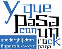 mai - Tipografía Experimental