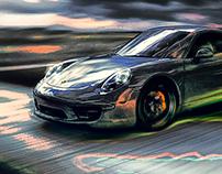 Porsche 911 Carrera S Thunderstorm SE
