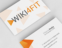Wiki4Fit Graphic Design