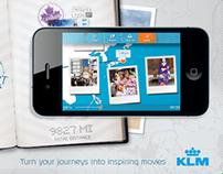 KLM Passport App