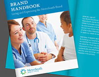 MetroSouth Medical Center Hospital Branding