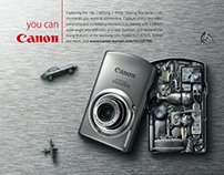 Greatest Moments - Canon Europe