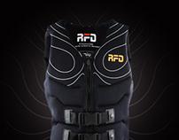 RFD Lifejacket graphics