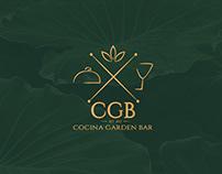 Garden Concept / Restaurant Logo