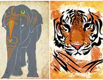 Digital Art - Wildlife