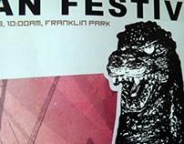 Asian Festival Poster