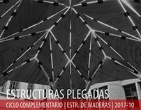 2017.10_Estructuras de Maderas_Plegadura