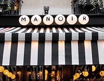 MANOIR • Brasserie