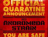 A&E Andromeda Strain