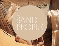 Sandpeople Branding