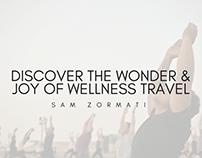 Discover the Wonder & Joy of Wellness Travel