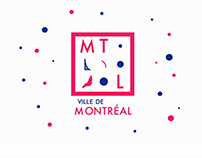Visual Identity - City of Montreal