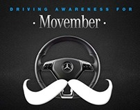 Mercedes-Benz - Movember