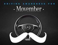 Mercedes-Benz - Movember