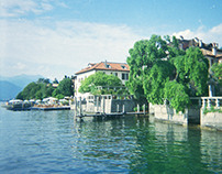 Lago D'Orta e Isola San Giulio.