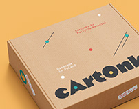 Cartonki | Cardboard Furniture