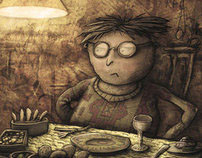 Children's Book Illustrations