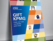 Cartaz GIFT KPMG