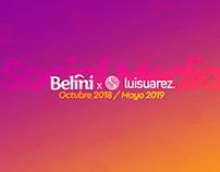 Belini - Social Media 2018/2019