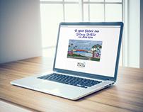 """E-book e posts """"Disney World"""" da Mundo Color"""