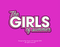 The girls of summer