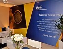 Espaço de negócios da KPMG Brasil