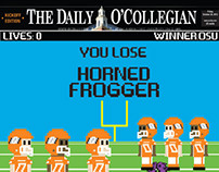 Work for The Daily O'Collegian