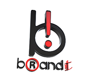 Brandit 3d Logo