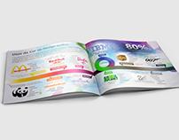Infográfico - Usos da Cor no Design de Marcas