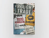 Rough Trade Book Cover Design