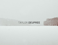 Taylor Deupree