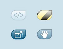 Conceptual Icons Design