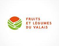 Fruits et légumes du Valais